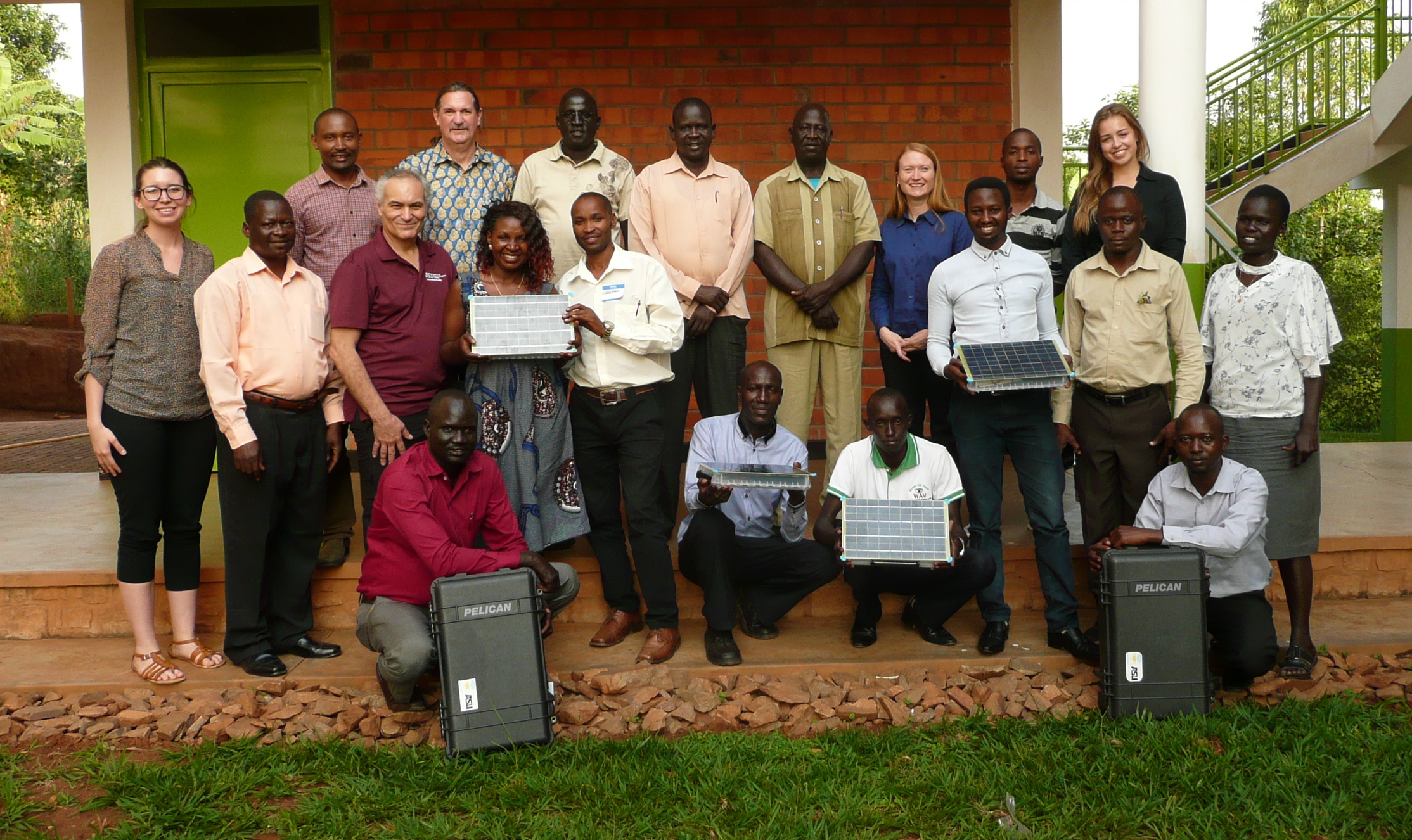 First SolarSPELL East Africa Teacher Training