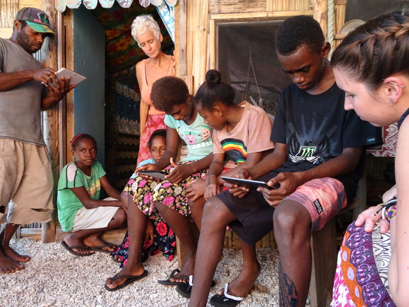 SolarSPELL Influence in Vanuatu: letter from Nancy, Peace Corps Volunteer